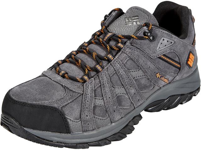 Columbia Canyon Point Leather Omni-Tech - Calzado Hombre - gris